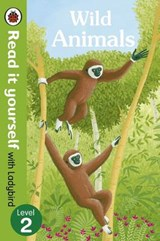 Wild Animals - Read it yourself with Ladybird: Level 2 (non- | auteur onbekend |
