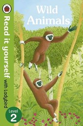 Wild Animals - Read it yourself with Ladybird: Level 2 (non-