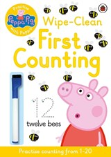 Peppa Pig: Practise with Peppa: Wipe-Clean Counting | auteur onbekend |