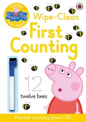Peppa Pig: Practise with Peppa: Wipe-Clean Counting |  |