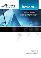 How to Write the ECC Works Information