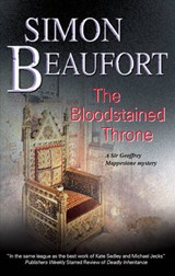 The Bloodstained Throne | Simon Beaufort |