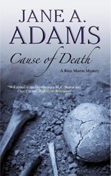 Cause of Death | Jane A. Adams |