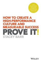Prove It! | Stacey Barr |