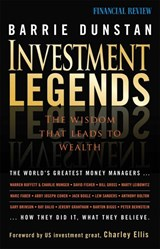 Investment Legends | Barrie Dunstan |