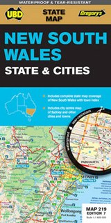 New South Wales State & Cities 1 : | auteur onbekend |