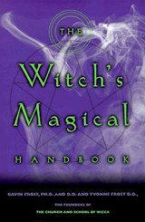 The Witch's Magical Handbook | Gavin Frost |