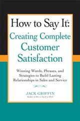 How to Say It | Jack Griffin |