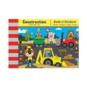 Construction Book of Stickers
