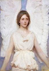 Abbott Thayer Angel Half Note