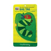 The World of Eric Carle the Very Hungry Caterpillar Bag Tag
