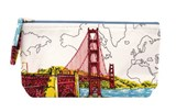 San Francisco Golden Gate Handmade Pouch | auteur onbekend |