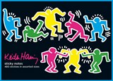 Keith haring sticky notes | Galison |