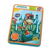 Superhero Magnetic Figure