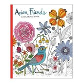 Avian friends coloring book |  |