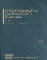 Topical Workshop on Low Radioactivity Techniques | auteur onbekend |
