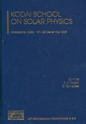 Kodai School on Solar Physics
