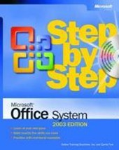 Microsoft Office System Step by Step 2003 Edition
