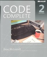 Code Complete | Steve McConnell |