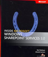 Inside Microsoft Windows SharePoint Services 3.0 | Daniel Larson |