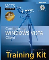 MCTS Self-Paced Training Kit (Exam 70-620) - Configuring Windows Vista Client | Ian Mclean |