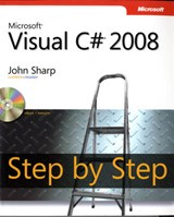Microsoft Visual C# 2008 Step by Step | John Sharp |