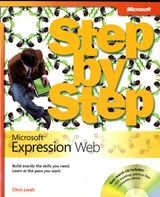 Microsoft Expression Web Step by Step | Chris Leeds |