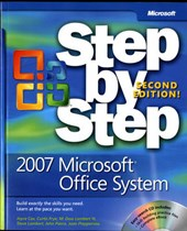 2007 Microsoft Office System Step by Step | Curtis Frye |
