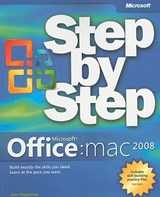 Microsoft Office 2008 for Mac Step by Step | Joan Preppernau |