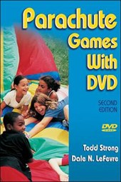 Parachute Games with DVD - 2nd Edition [With DVD]