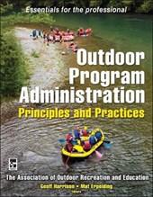 Outdoor Program Administration