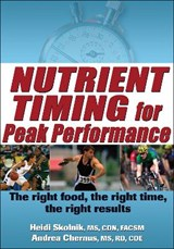 Nutrient Timing for Peak Performance | Heidi Skolnik |