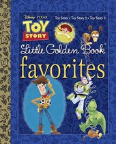 Toy Story Little Golden Book Favorites