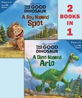 A Dino Named Arlo / A Boy Named Spot