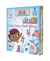 Doc McStuffins Little Golden Book Library (Disney Junior