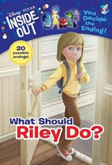 What Should Riley Do? | Tracey ; Disney Storybook Art Team West |