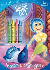 Joy's in Charge! (Disney/Pixar Inside Out)