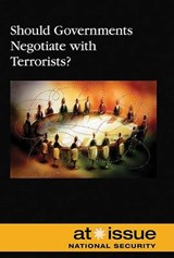 Should Governments Negotiate with Terrorists? | auteur onbekend |