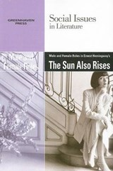 Male and Female Roles in Ernest Hemingway's the Sun Also Rises |  |