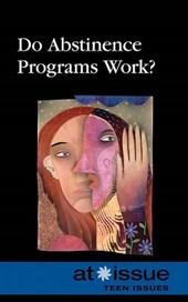 Do Abstinence Programs Work?