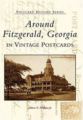 Around Fitzgerald, Georgia in Vintage Postcards