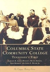 Columbia State Community College | Carolyn R. Allred-Winnett |