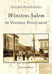 Winston-Salem in Vintage Postcards | Molly Rawls |