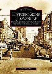 Historical Signs of Savannah