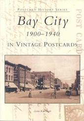 Bay City 1900-1940 in Vintage Postcards
