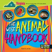 The Wise Animal Handbook Virginia | Kate B. Jerome |