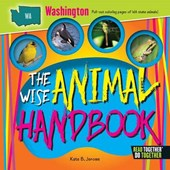 The Wise Animal Handbook Washington | Kate B. Jerome |