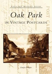 Oak Park in Vintage Postcards