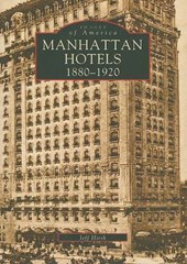 Manhatten Hotels 1880-1920