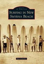 Surfing in New Smyrna Beach